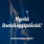 Image for the Tweet beginning: Hyvää itsenäisyyspäivää! 🇫🇮