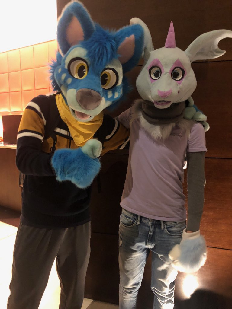 Odd1sout Furry Convention