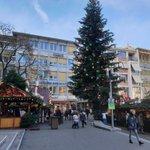 Image for the Tweet beginning: Heute zu Besuch im Stuttgarter
