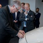 Image for the Tweet beginning: NEWS: Aston Martin Lagonda opens