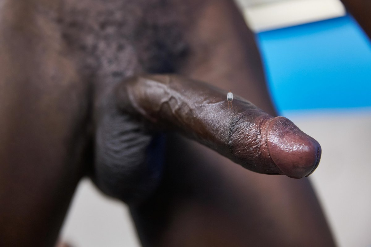 Close ups of big black dicks