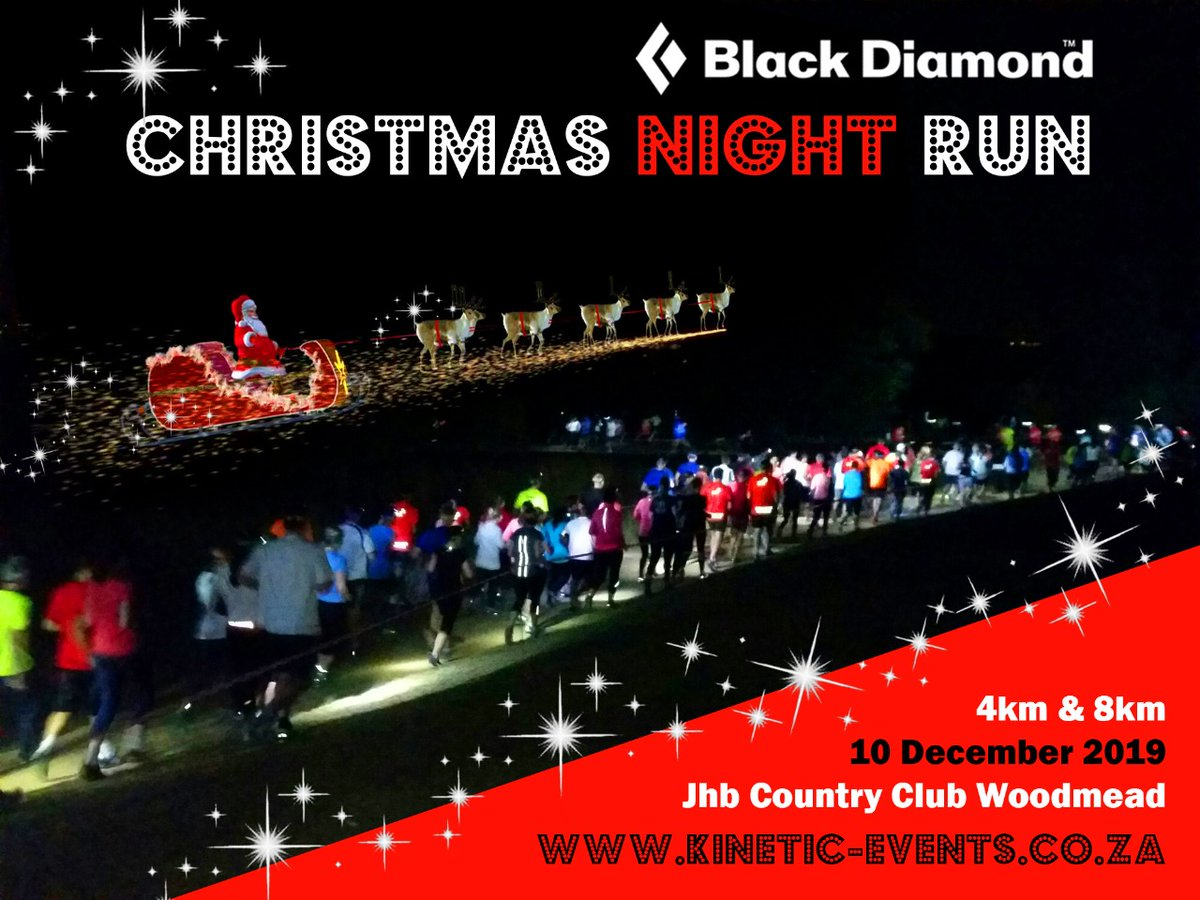 Join us here! Christmas run next week #nightrun #christmas #trailrunning #letsrun #jozi #joziliving #running #golfcourse