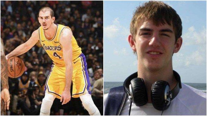 NBA毀掉了多少帥哥?Caruso沒禿時超帥,誰知道鳥人經歷了什麼…