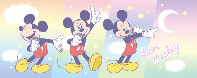 天月×ミッキーマウスのスペシャルグッズ登場