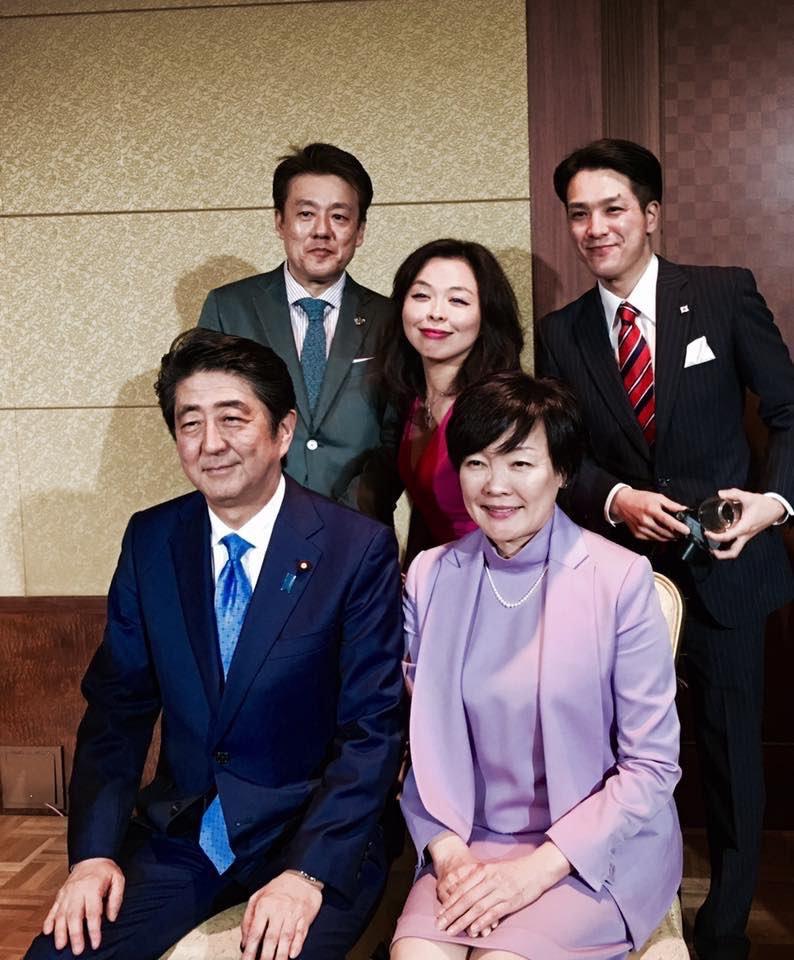 #桜を見る会 🌸🌸 #桜を見る会前夜祭 🌸🌸  #スキャンダラスな首相夫人 https://twitter.com/nikkan_gendai/status/1202831288849313798…