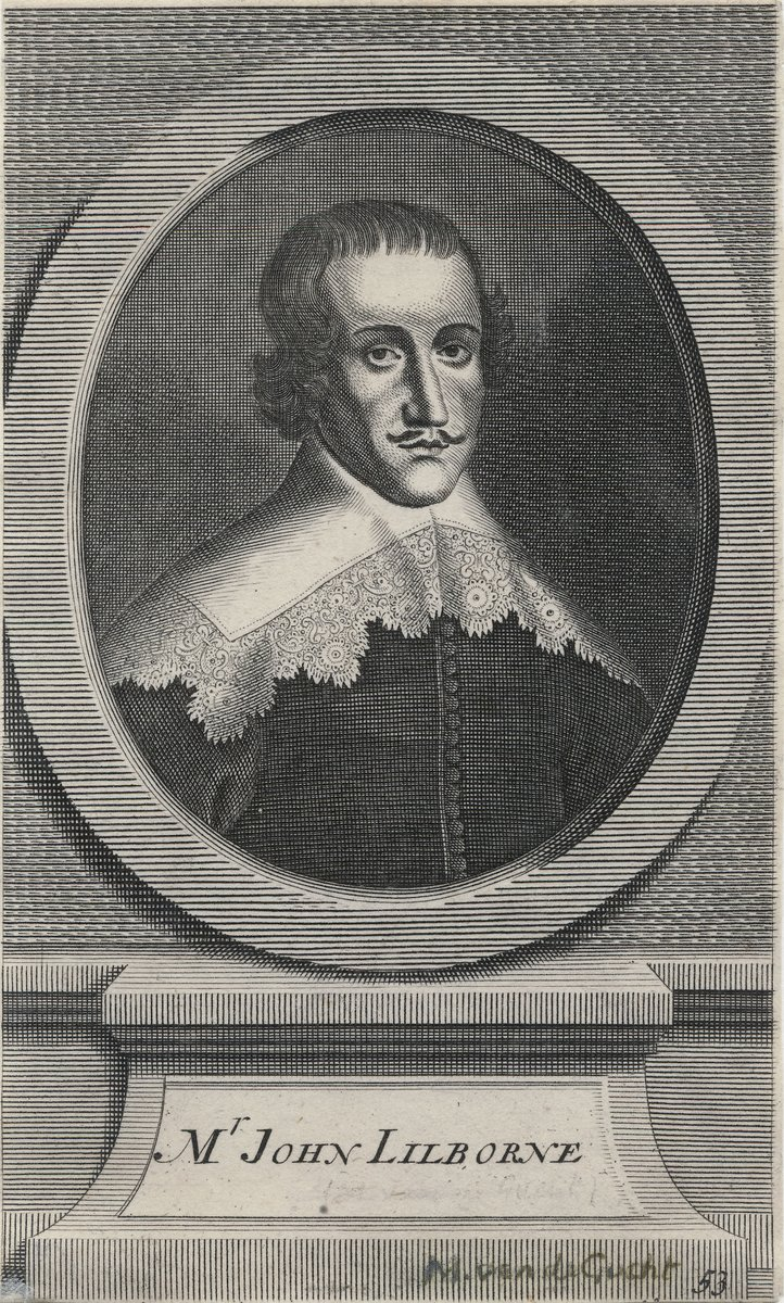 #OnThisDay 6 December 1642 the radical John Lilburne, along with two other Parliamentarian officers captured at Brentford, was indicted for treason at Oxford. Parliament threatened to execute Royalist prisoners in reprisal if he was condemned. #EnglishCivilWar #17thCentury #OTD<br>http://pic.twitter.com/RcK5qSfpoP