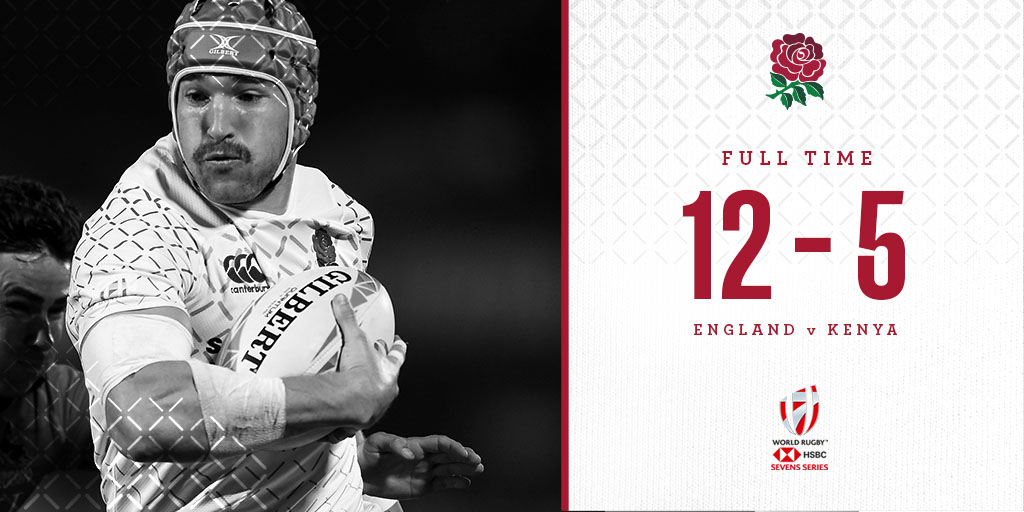 test Twitter Media - England men remain unbeaten at the #Dubai7s 🔥  A win over Kenya makes it 2️⃣ from 2️⃣ and they will face South Africa at 15:54 GMT 🇿🇦  Watch live on @SkySports 📺 https://t.co/zV8X54w1vw