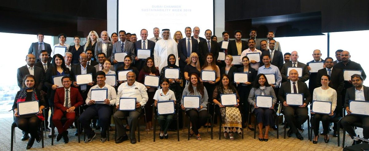 """غرفة دبي اختتمت """"أسبوع غرفة دبي للاستدامة 2019"""" بمشاركة أكثر من 17,700 مشاركاً  https://buff.ly/2ORvRUl #رواد_أعمال #ريادة #قيادة #إدارة #أعمال #مشاريع #أسواق #تكنولوجيا #شركات #تقنيات #إبداع #ابتكار #عمال #شباب #تحديات"""