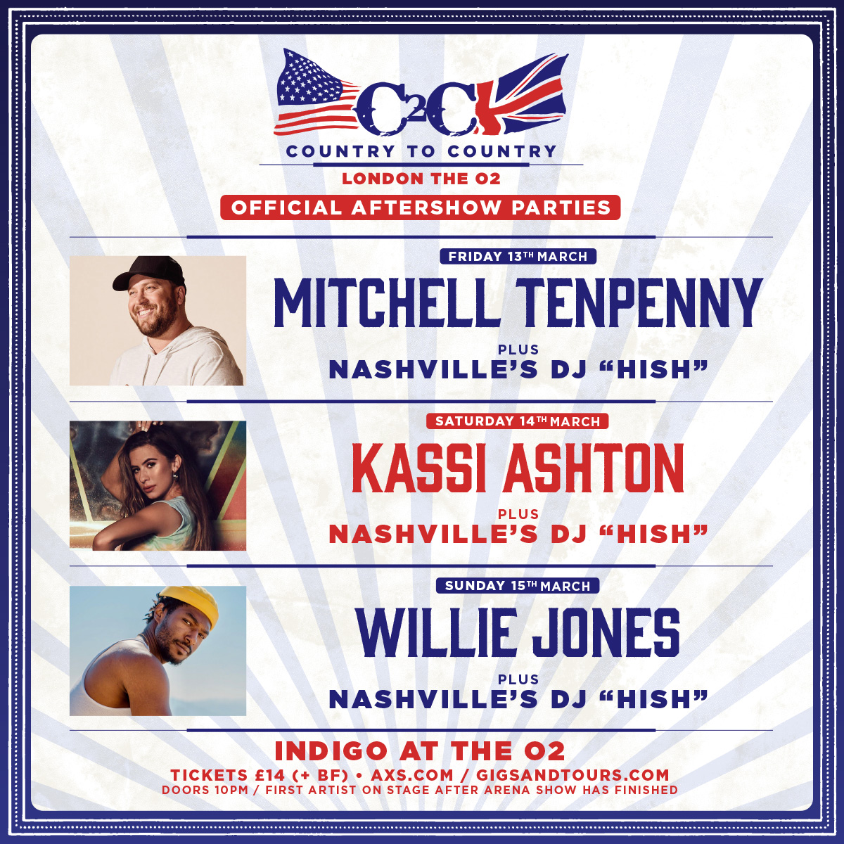 @C2Cfestival's photo on ON SALE NOW