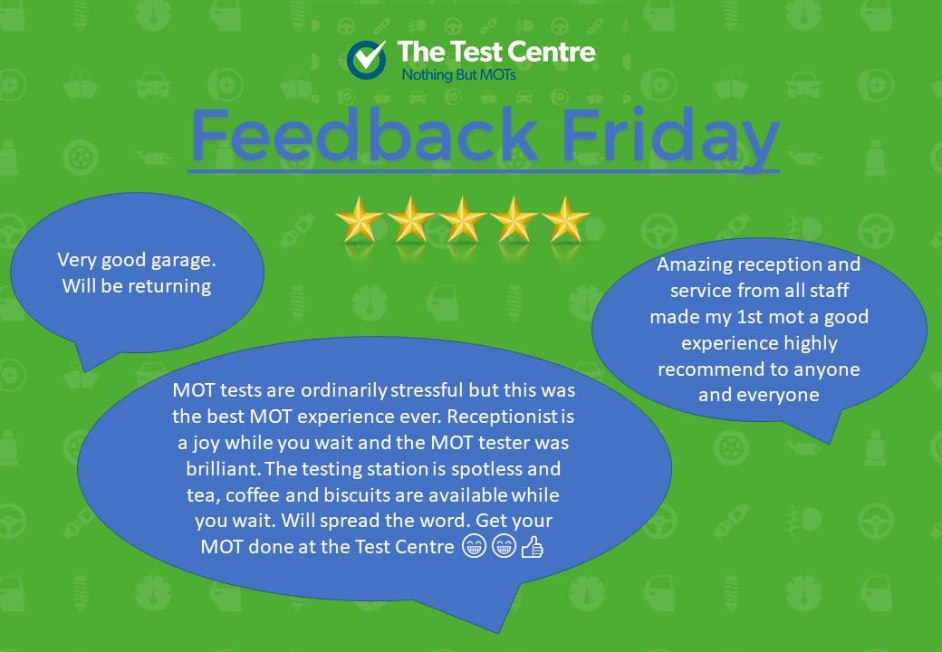 #FeedbackFriday ⭐⭐⭐⭐⭐ #Thankyou #greatservice #Rochester #Dartford #Deptford #NoPassNoFee #customerservice Over 1300 reviews!