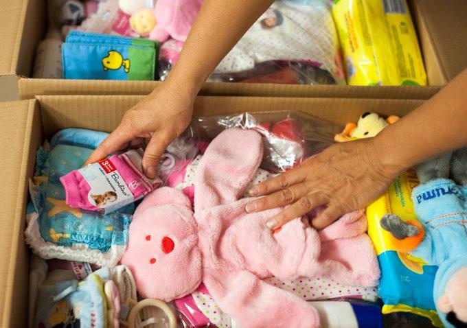 Kinderopvang in actie voor Stichting Babyspullen https://t.co/IXSsw4kml0 https://t.co/q7r6MnMzvS