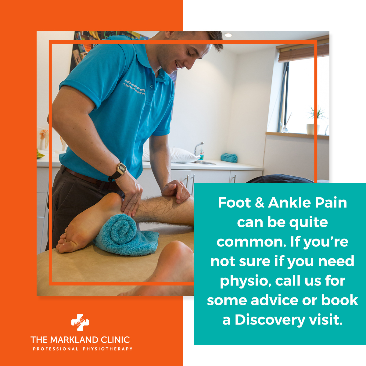Pain can stop you in your tracks. Many GPs prescribe painkillers which just masks the pain.  We take a different approach.    Our goal is to get you pain-free without painkillers!  #marklandclinic #back #pain #knee #physio #painfree #physiotherapy