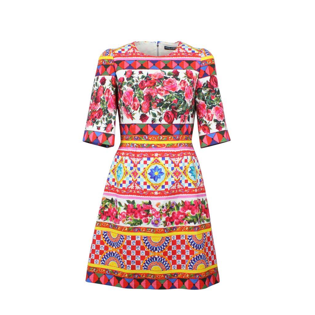 DOLCE & GABBANA - Pandora Price: £999 #dolcegabbana #pandoradressagency #fashion #london