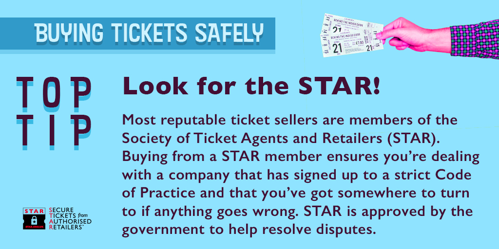 STARticketing photo