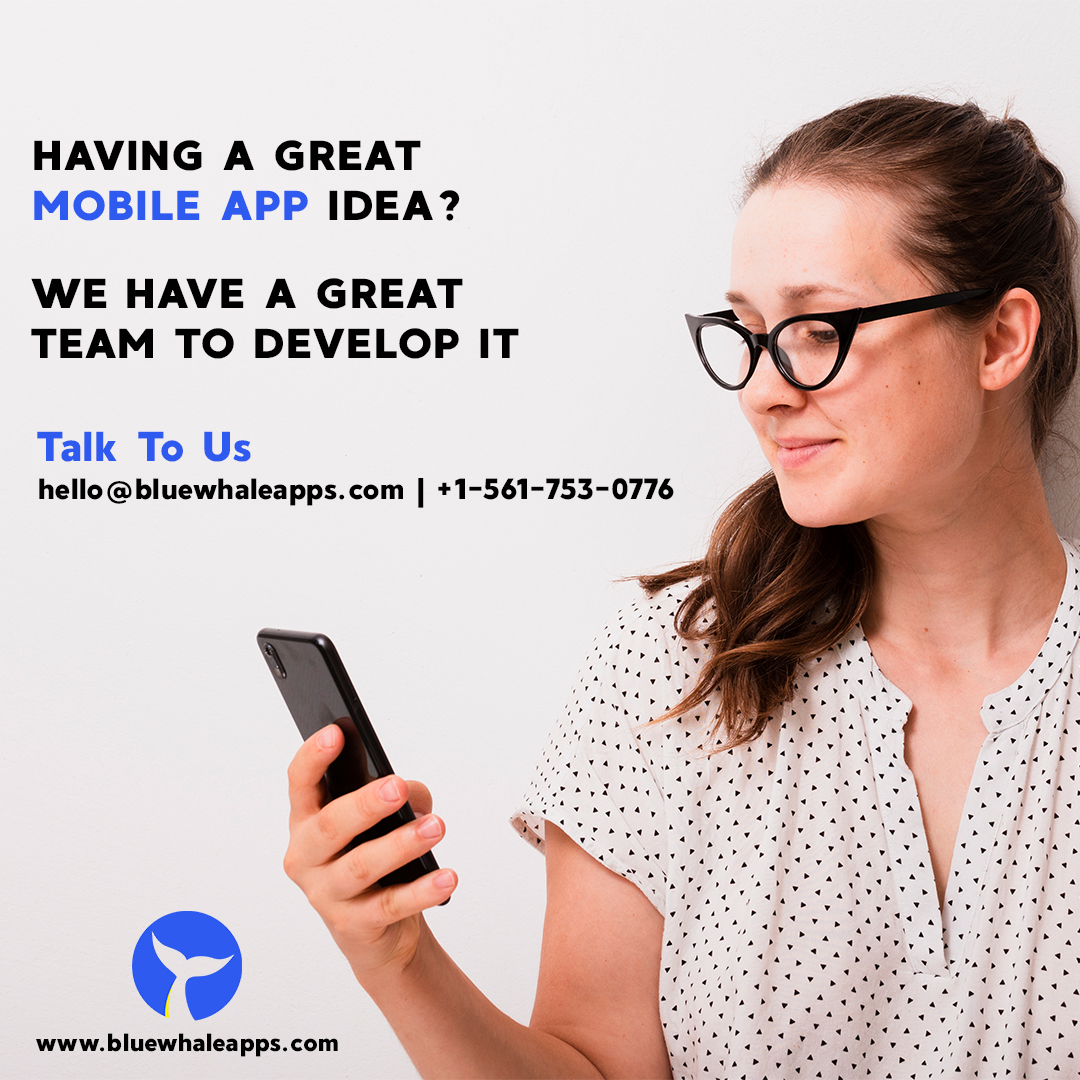 Build your Mobile App Today with Us!  https:// bluewhaleapps.com /     #mobileapp #mobileappdeveloper #mobileappdevelopment #mobileappdevelopmentservices #appdevelopment #appdevelopmentcompany #OnlyAtBlueWhaleApps #BlueWhaleApps<br>http://pic.twitter.com/XbOOHp9IFf