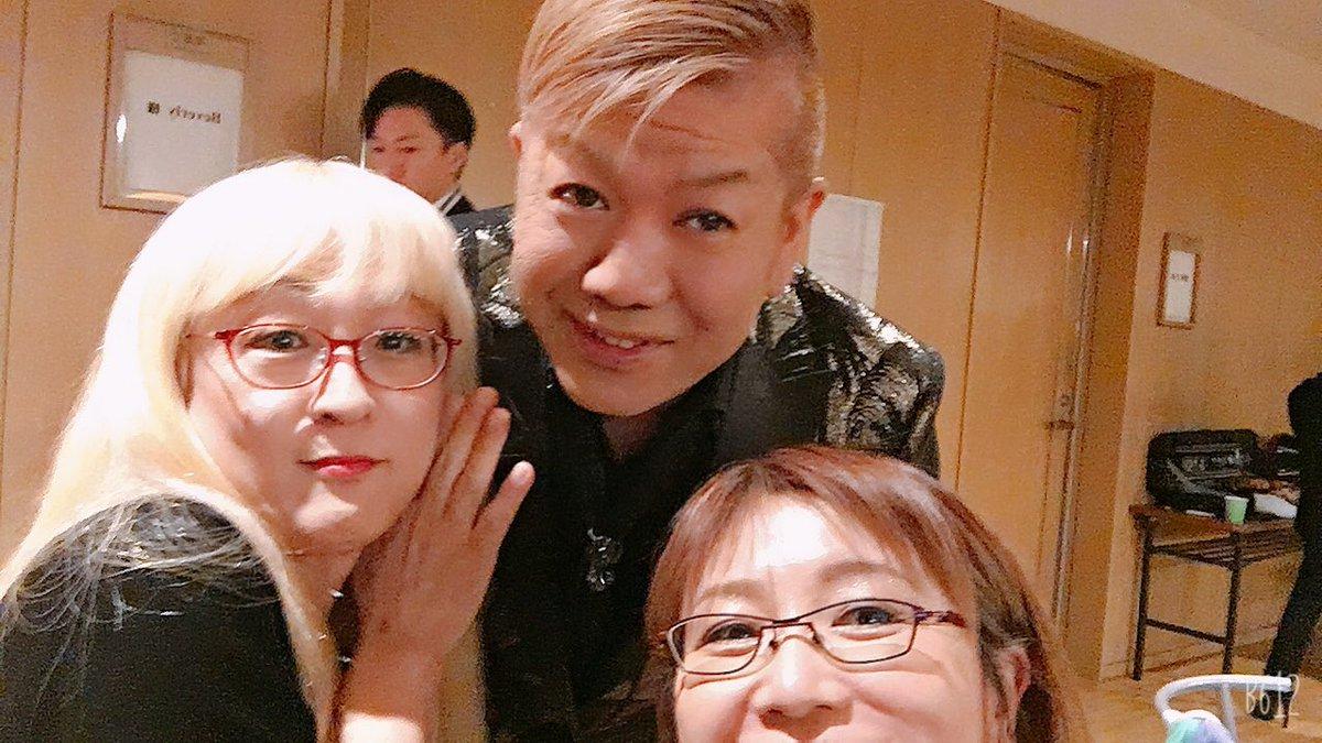 RT @mayuyokosugie: ほんと、ステキでした!!! もう一度写真を! #西川貴教 #大島こうすけ https://t.co/vZ4SRbjuVu https://t.co/ROAqWr3ko1