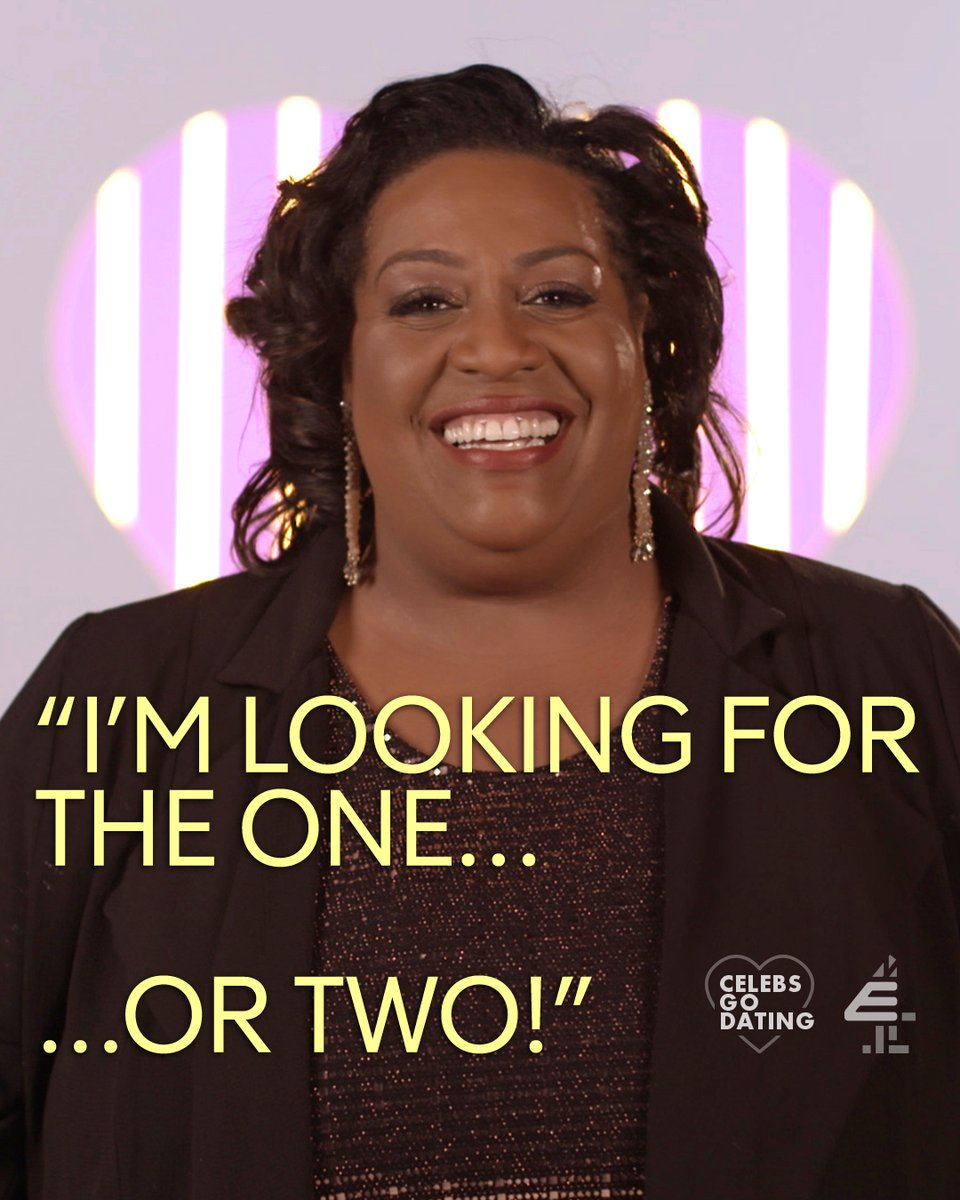 AGENCY NEWS! Something to cheer you up #ThisMorning, the latest addition to our #celebsgodating lineup for 2020 is the one and only @AlisonHammond. Shes here and shes looking for luuuurve!! 💗💗💗 #news #monday #mondaymood #dating #romance #excited @E4Tweets