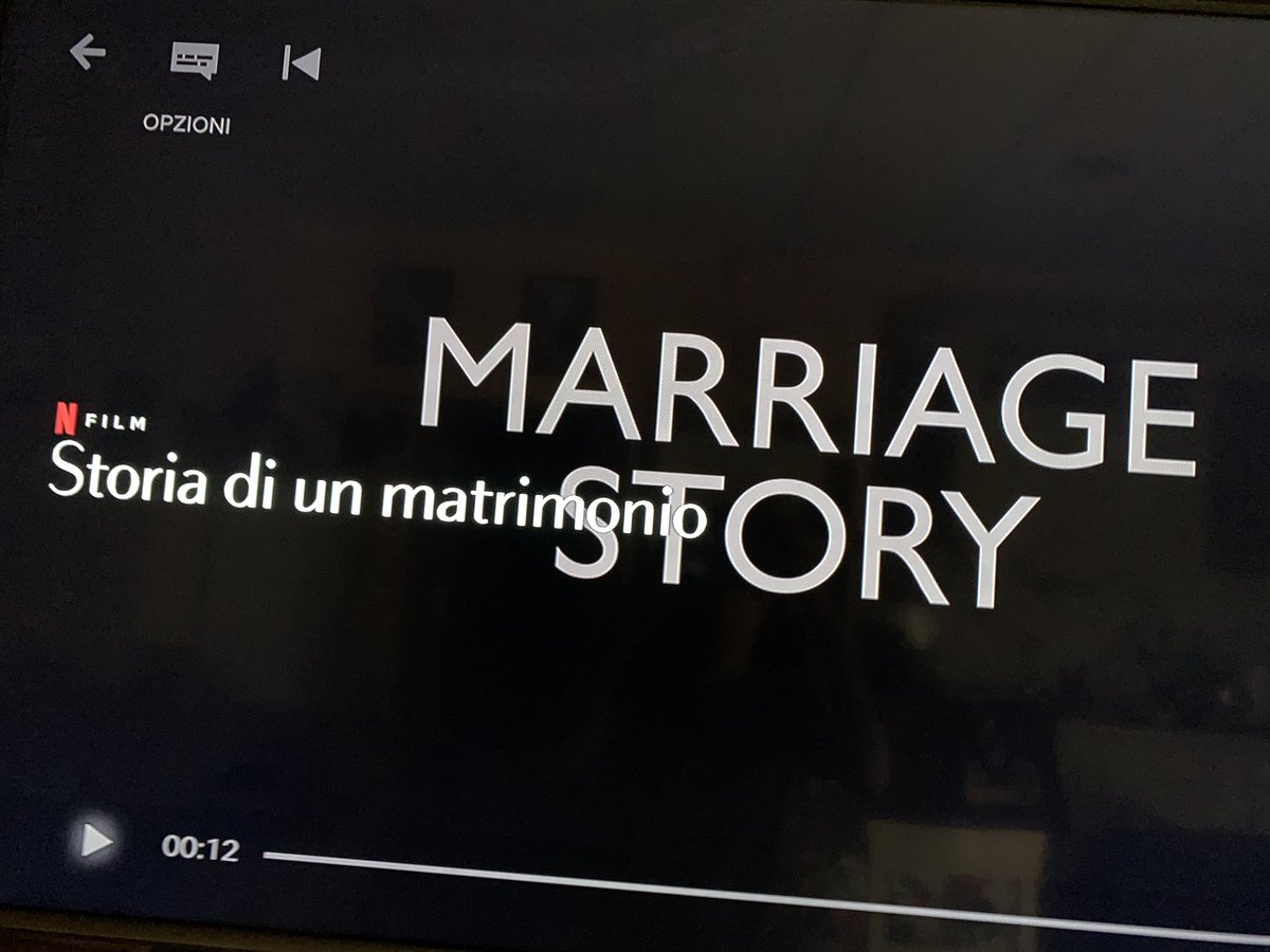 #MarriageStory