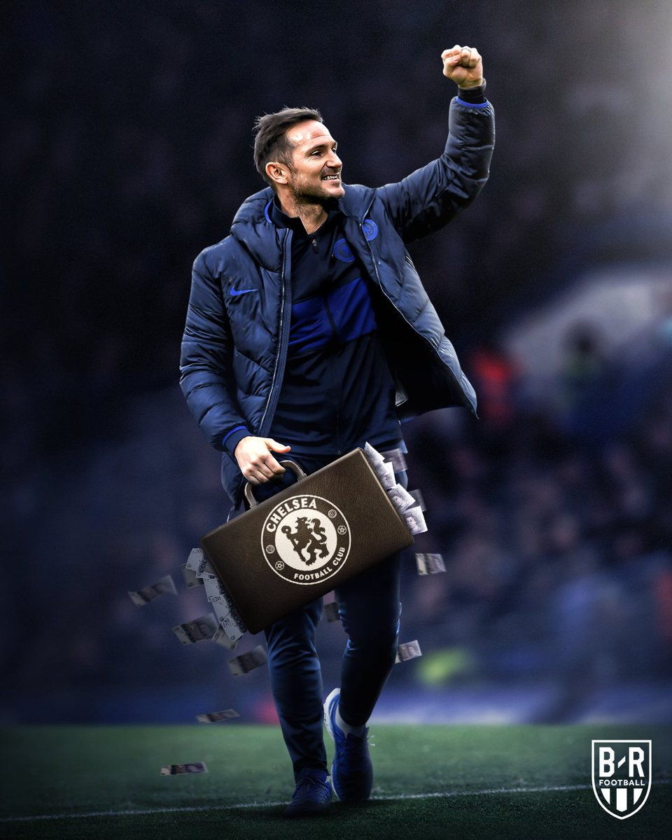 BREAKING: Chelseas transfer ban has been halved, meaning they are free to buy players in January 💸