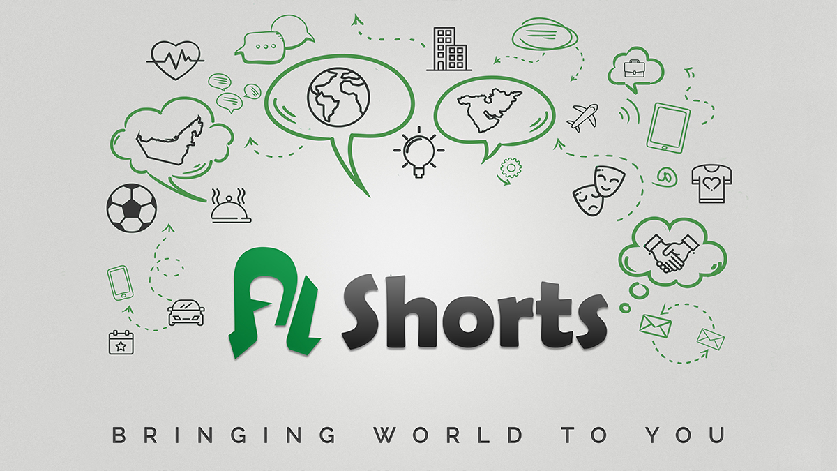 "AlShorts on Twitter: ""The world is now closer to you, with ..."