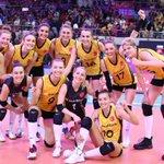 Image for the Tweet beginning: VakıfBank, Dünya Kulüpler Şampiyonası'nda yarı