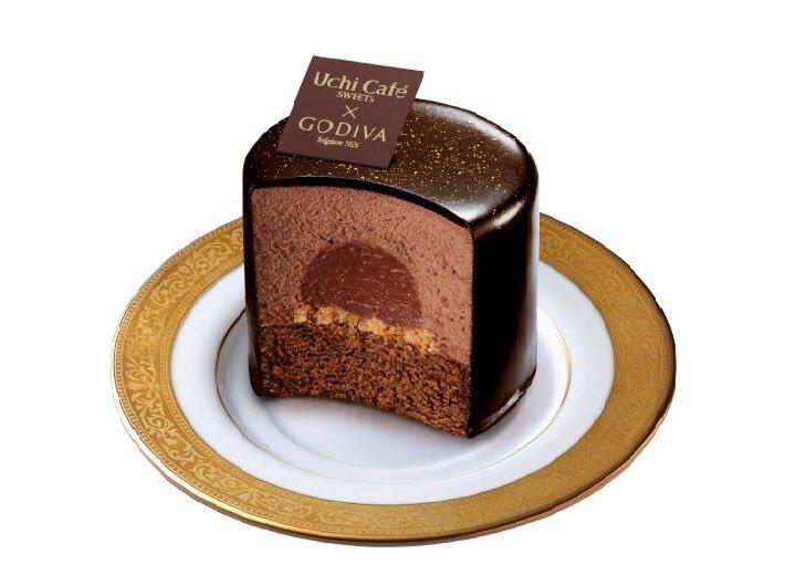 12月10日よりローソンから、トリュフをトッピングした贅沢ショコラタルトや濃厚ガトーショコラなどGODIVA監修のショコラメニュー5品が新発売されます✨