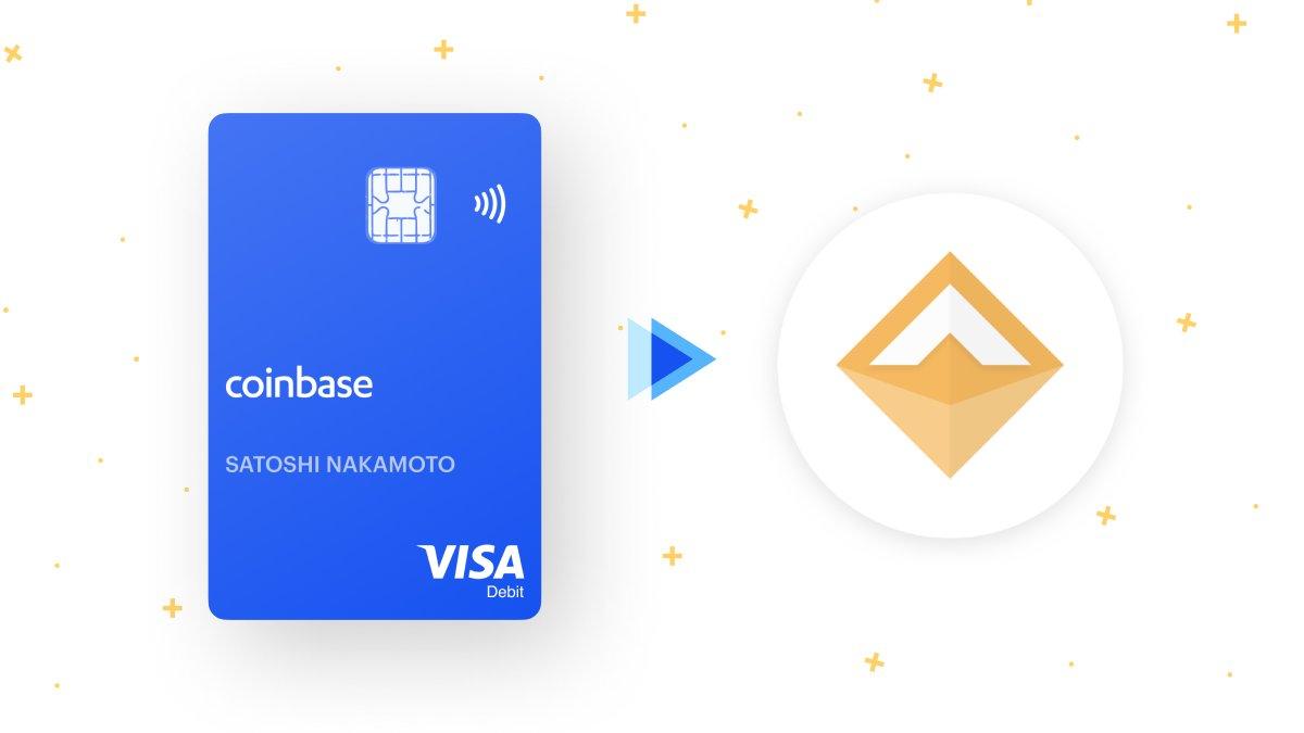 coinbase card usa