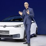 Image for the Tweet beginning: VW Group shuffles design leadership