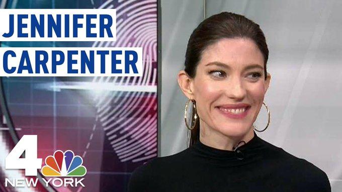 "December 7:Happy 40th birthday to actress,Jennifer Carpenter (\""Dexter\"")"