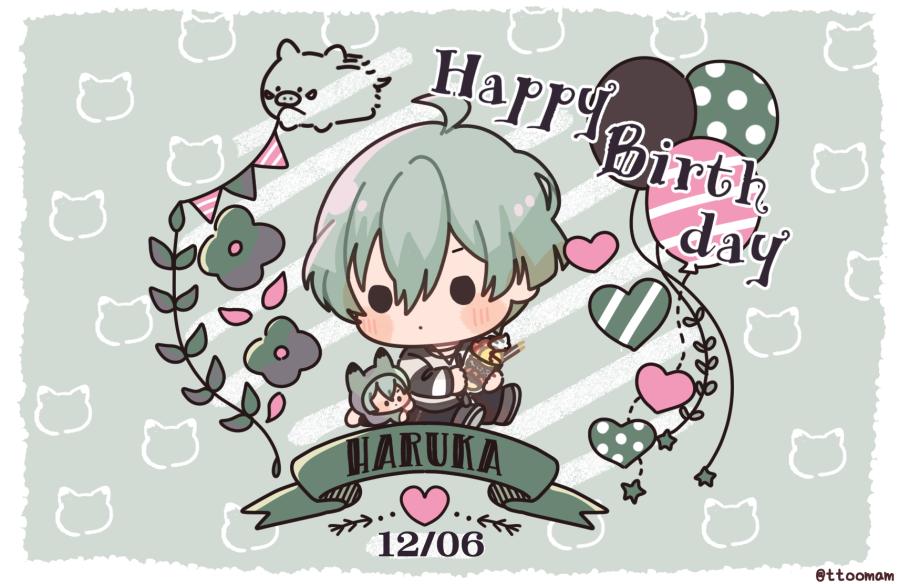 悠くんお誕生日おめでとうございます!ファンアートです!! #亥清悠生誕祭2019