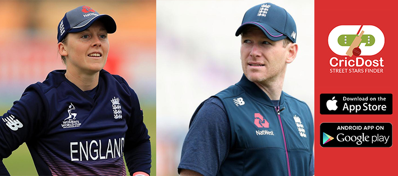 London Spirits will be led by Morgan and Knight in The Hundred  Read more:  http:// bit.ly/morgan-knight- cd-blog   …   #EoinMorgan #HeatherKnight #MensTeam #WomensTeam #CricDost #StreetStarsFinder<br>http://pic.twitter.com/dO1HrcAvHt