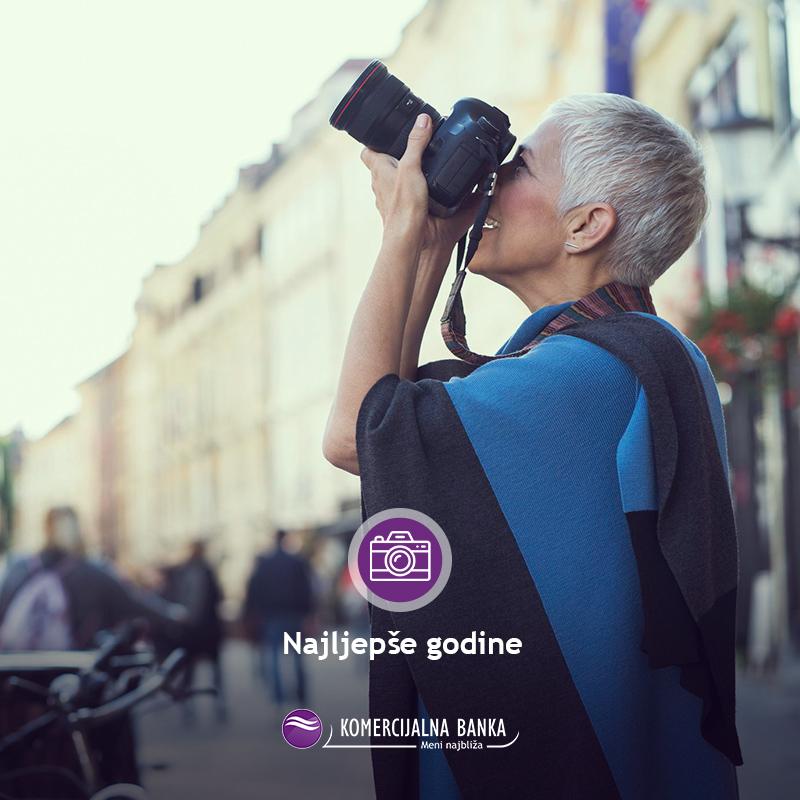 Za sretne i aktivne penzionere tu je http://bit.ly/Kombank_kreditzapenzionere…, od sada uz još povoljnije uslove! Najljepše godine rezervisane su za najljepše trenutke!
