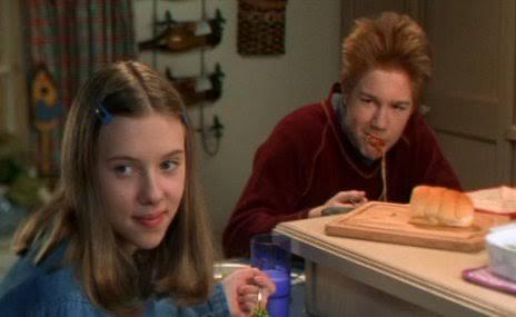 1997年のスカーレット・ヨハンソンと2020年のスカーレット・ヨハンソン#ホームアローン3 #金曜ロードSHOW