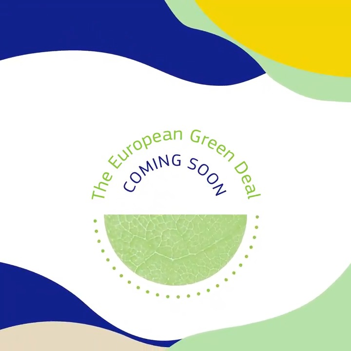 Today is the day! President @vonderleyen will present the #EUGreenDeal: a new growth strategy for our economy, people and planet.  Tune in to follow live on Twitter: • 13:00 CET statement • 14:00 speech in #EPlenary • press conference after the debate