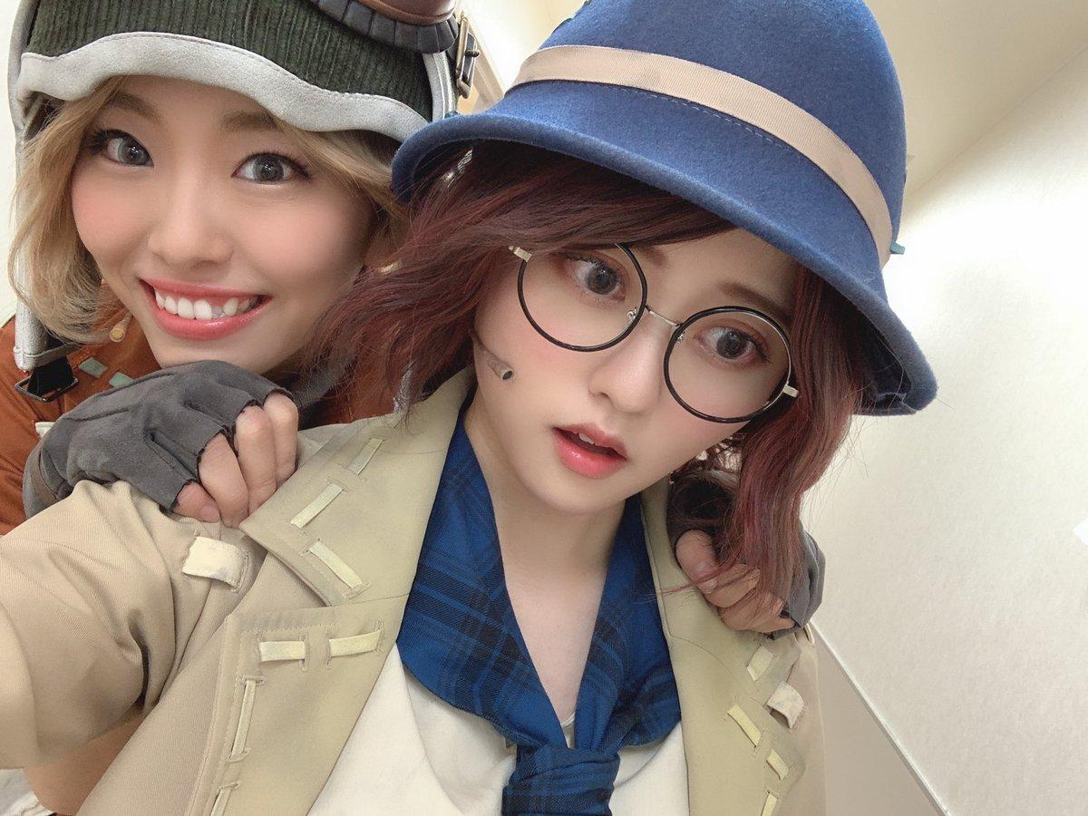 公演8日目ソワレ、side:Hありがとうございました☺︎!『...!?』☺️#第五人格#第五舞台#IdentityV