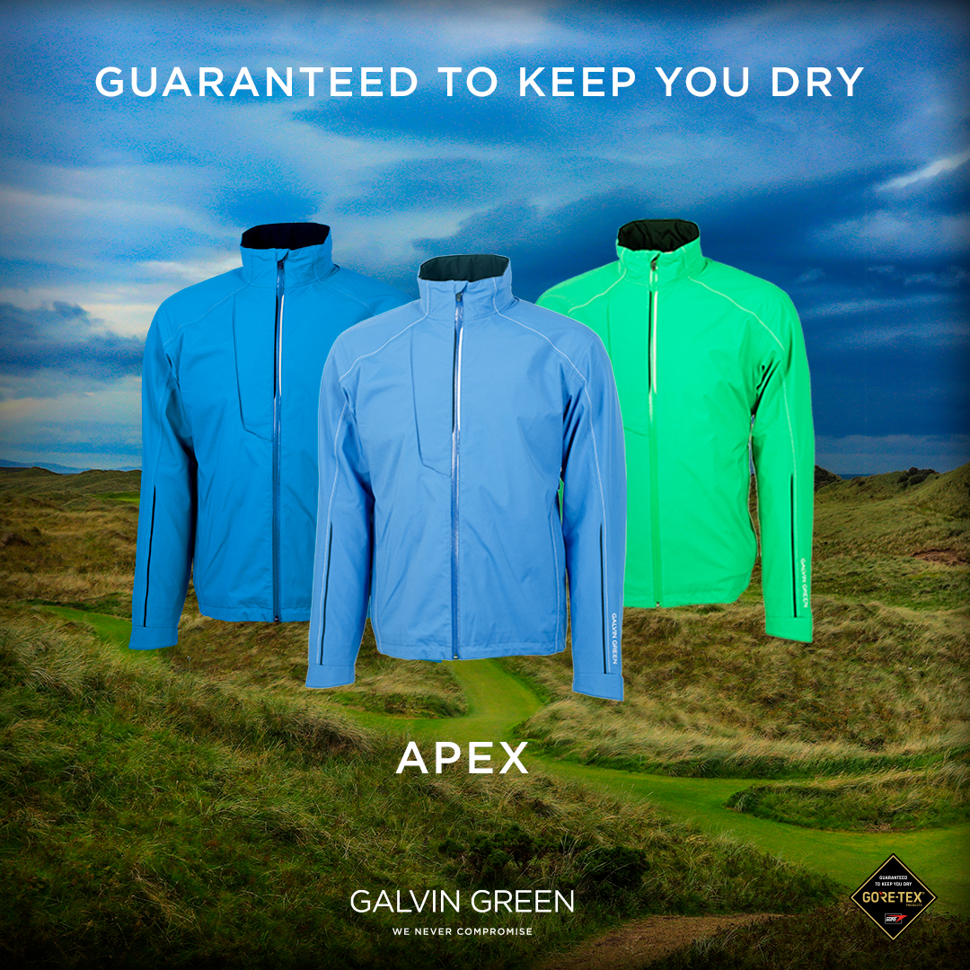 The Upcycle Edition - APEX jacket in GORE-TEX stretch. 3️⃣ color options → Available Online now!