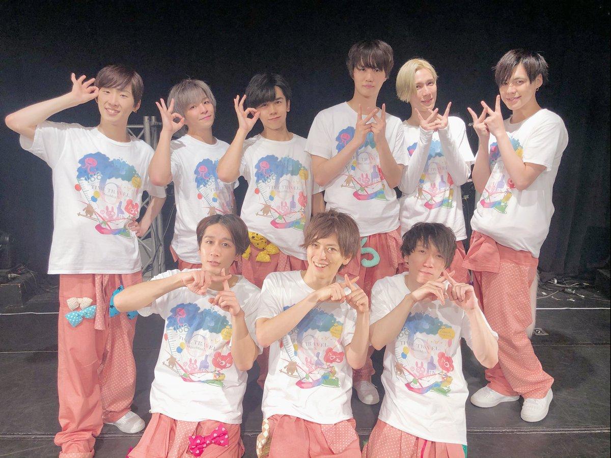 「TIME TRAVEL.6」大阪公演 Day1 終了いたしました!完走間近!終わりが見えてきました…今日からソロパートは3グループが担当します!今日はじゃないず、初ステージでした!!そして明日でファイナル前最後の公演となります…!明日もしっかり頑張りますので応援よろしくお願いいたします!