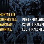 Image for the Tweet beginning: Ab Montag gehen wir in