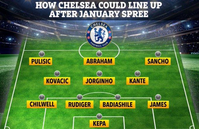 #Chelsea Foto