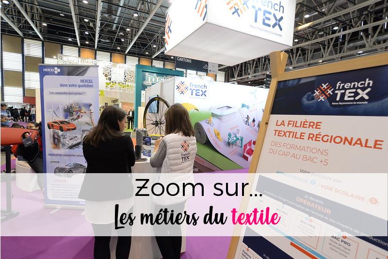 L'industrie du textile est un marché dynamique très bien implanté en Auvergne-Rhône-Alpes, et offre de nombreuses opportunités d'emploi ! 👕  Plus d'infos sur ce secteur en mouvement dans notre ZOOM Métiers 👉 https://t.co/X2WX2Gg7hT  #MDM2020 #Textile #Métier #Emploi #Formation https://t.co/d6TqiRVvMf