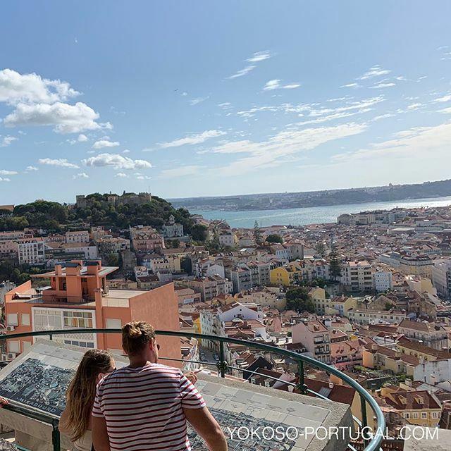 test ツイッターメディア - リスボンのおすすめ展望台、Miradouro da Senhora do Monte。 #リスボン #ポルトガル #展望台 https://t.co/KbZMaQkgKl