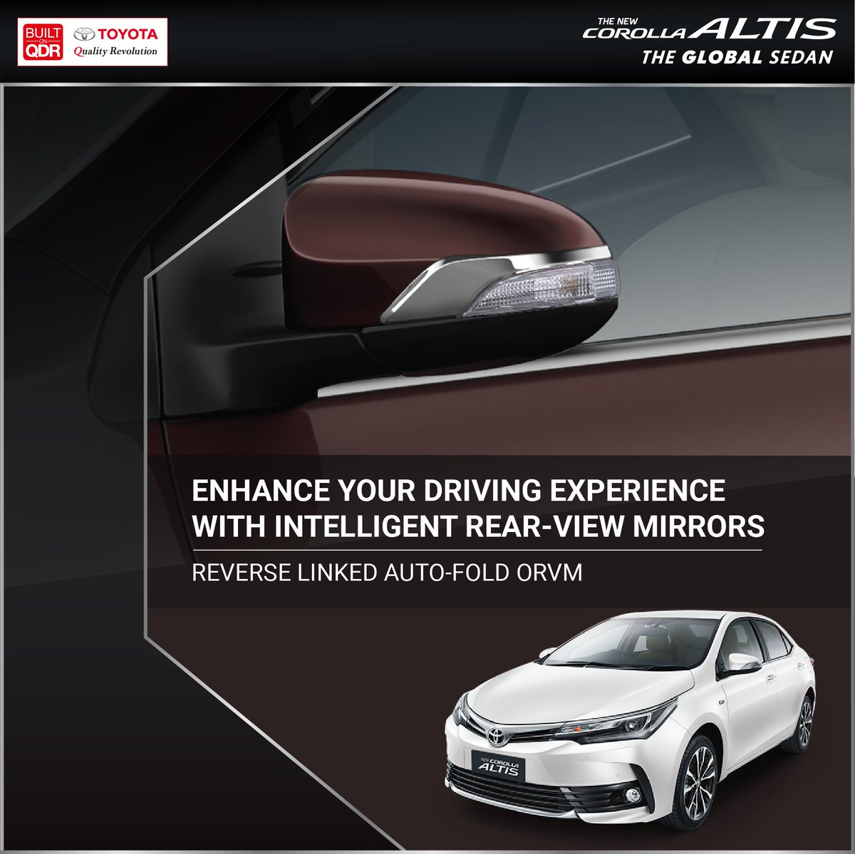 Once you are aboard the #Toyota #CorollaAltis, there's no turning back. Book a test drive today! Visit: https://t.co/8IrjY8cSmk. #Theglobalsedan https://t.co/2HaQdzesqX