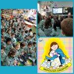 Image for the Tweet beginning: Educación Infantil hemos hecho el