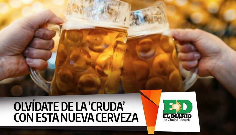 🍺🍻👉 Un equipo de investigadores de la Universidad Federal de los Urales, de Rusia, desarrolló una cerveza que no provoca cruda, pero eso no es todo, además cuenta con vitaminas y minerales #Olvídate #Cruda #Cerveza 😱⬇⬇ #CdVictoria #Tamaulipas