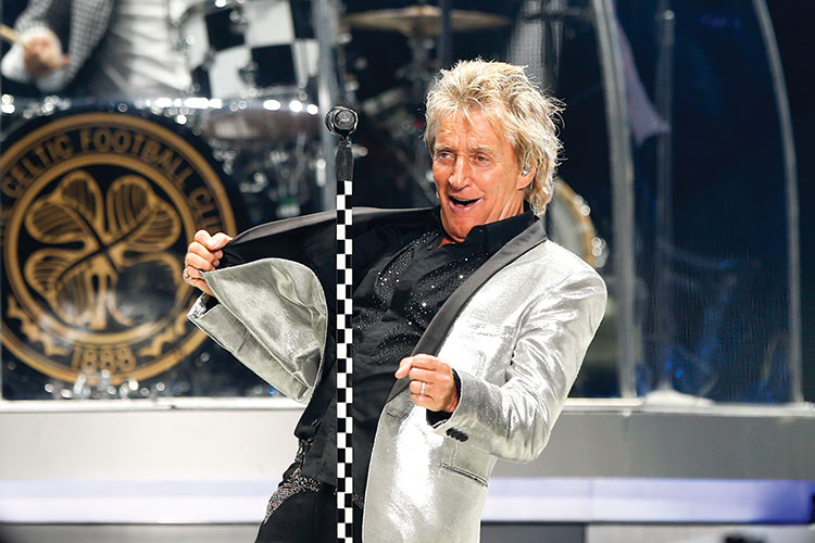 You cant get enough of me, I cant get enough of you! Nearly 40 tour dates announced already from now and into 2020, with more to come! rodstewart.com/events