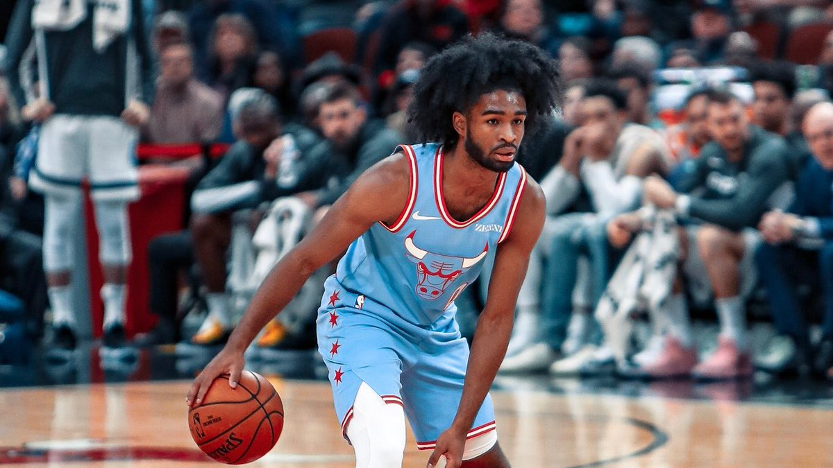"""Coach Boylen on Coby White: """"He's established good habits. He's in early... he watches film, gets his shooting in early... I think that's really important for rookies."""""""