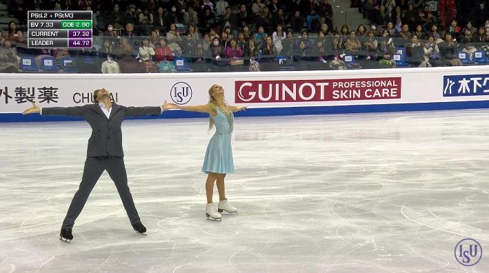 ISU Grand Prix of Figure Skating Final (Senior & Junior). Dec 05 - Dec 08, 2019.  Torino /ITA  - Страница 17 ELH2WuHXYAI4FvQ?format=jpg&name=900x900