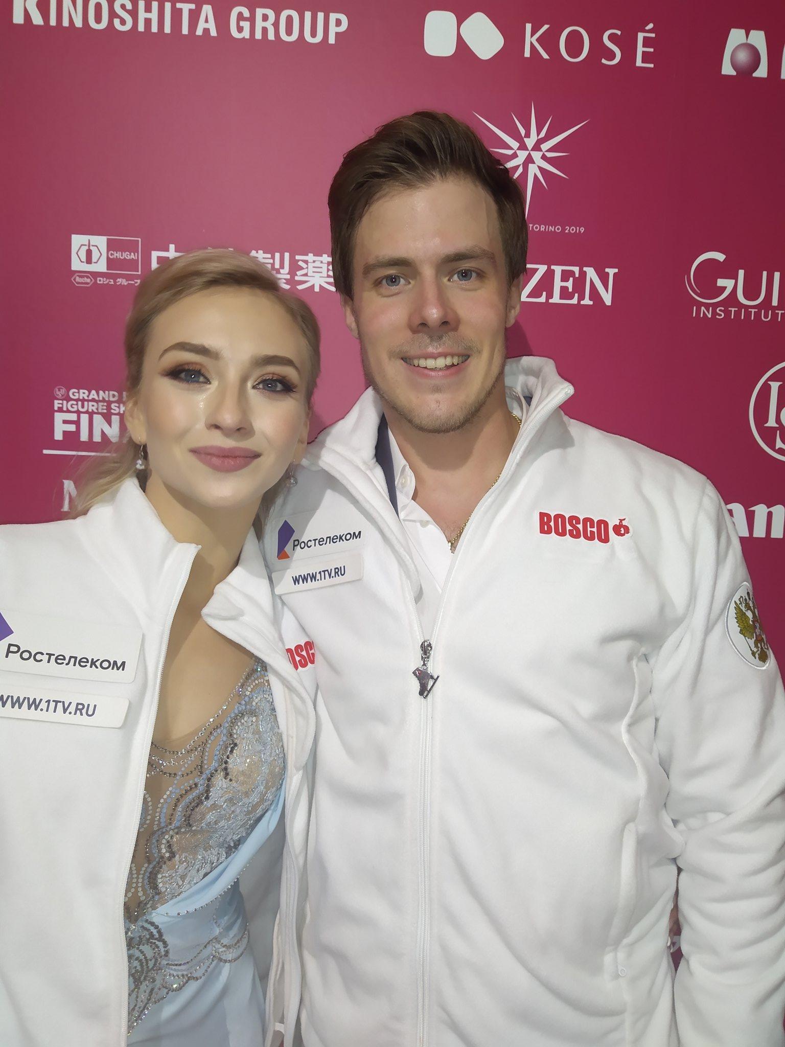 ISU Grand Prix of Figure Skating Final (Senior & Junior). Dec 05 - Dec 08, 2019.  Torino /ITA  - Страница 17 ELH4pzhXsAAwkqV?format=jpg&name=4096x4096