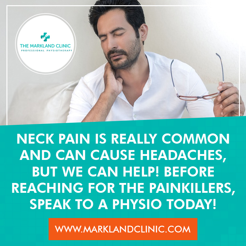 Neck Pain can be debilitating. Everyday tasks can become impossible.  Start fixing it here ➡️    Don't mask it with painkillers! Come in for a Discovery Session & start on the road to recovery.  #marklandclinic #pain #physio #painfree #physiotherapy #p ...