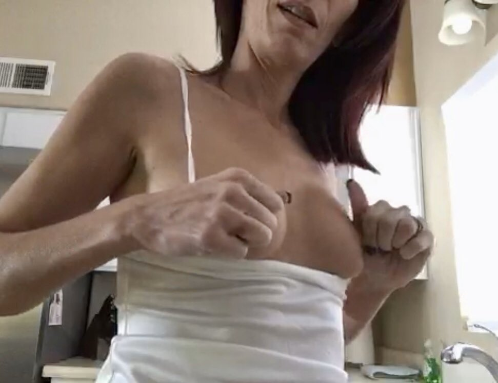Huge tits auditions